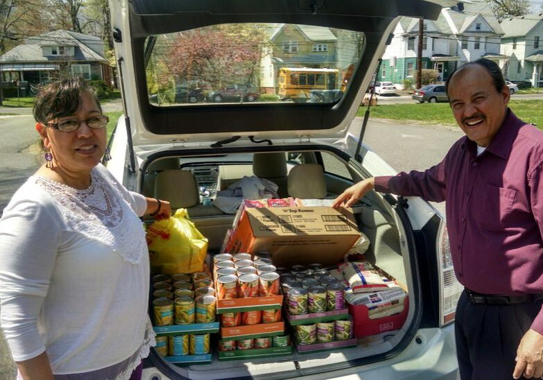 2018-5-02, Food for Action Donation